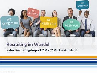 index Recruiting-Report 2017/2018