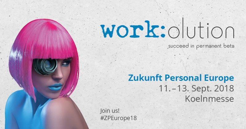 Zukunft Personal Europe 2018