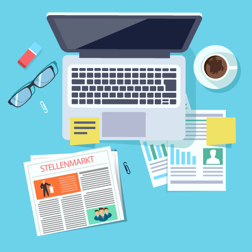 Bedeutung von Print-Stellenanzeigen für das Recruiting