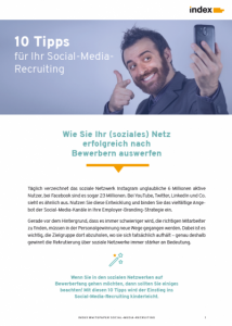 index White Paper Social-Media-Recruiting