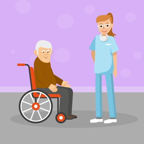 Fachkräftemangel in den Pflegeberufen