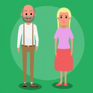 Verschiedene Altersgruppen in Unternehmen