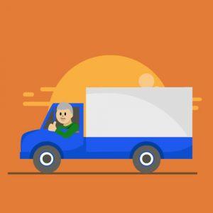 Jobs für Rentner als LKW-Fahrer